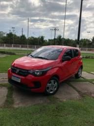 Fiat mobi 2020 já financiado