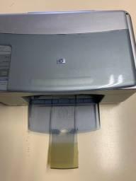 Impressora hp psc 1315-all in one scanner copiadora Não funciona