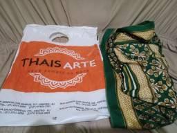 Vestido Thais artes /novo
