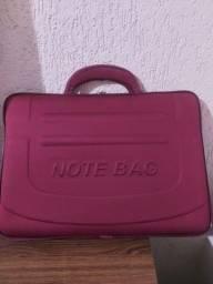 Capa Case Maleta para Notebook  - 15,6 Polegadas - Cor roxa