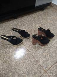 Sapatos femininos n 37
