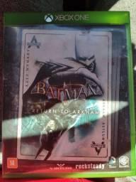 Batman return to Arkham Xbox one
