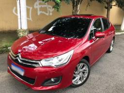 Citroen C4 Lounge 1.6 Exclusive Turbo THP Gasolina Automático 2014