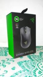 Mouse Sem Fio Gamer Razer Mamba (Lacrado)