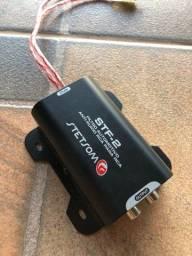 Filtro anti-ruído Stetsom para som automotivo