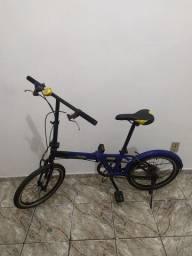 Bicicleta dobrável bike