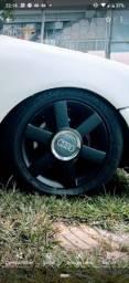 Rodas aro 16 Audi 180Turbo(Troco p/maiores)