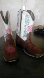 Vendo lote de sapatos infantil(menina)