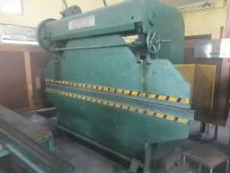 Dobradeira mecanica Newton 1/4 x 3000 mm