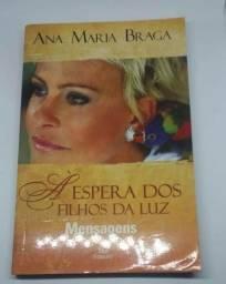 Dois Livros : Mensagens de Luz Ana Maria Braga / Agape
