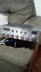 Radio Cobra com antena