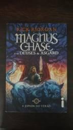 Livro: magnus chase e os deuses de asgard - a espada do verão