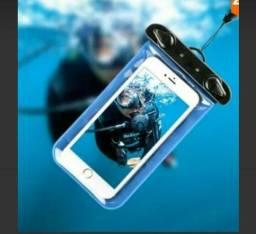 Capas p/ celulares aprova de água