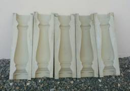 Formas para fabricação de balaústres