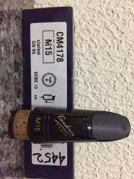 Boquilha Vandoren M15 p/ Clarinete Sib