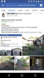 Casa em Eunápolis BA no bairro sapucaeira