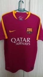 Camisa Barcelona treino 15/16