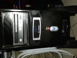 Gabinete placa mãe G31 775 ddr2 dual core E6500 2.93 ghz 2 g ddr2 hd 250 g