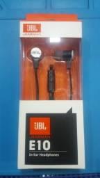 Headphone JBL E10