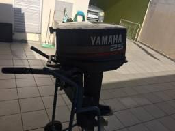 Motor de poupa Yamaha - 1997
