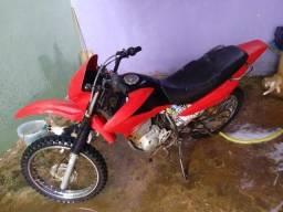 Honda Nxr 150 ( trilha) - 2007