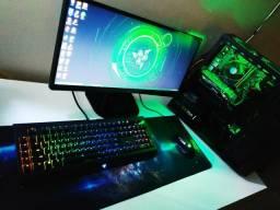 PC Gamer de verdade top Completo (Ac. Cartao 12x)
