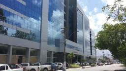 Aluga-se sala comercial no Ed. Moinho Office na Av. Dom Joaquim em Pelotas - RS