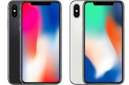 Oferta melhor preço iPhone x 64 gb lacrado todas as cores