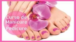 Curso de Manicure e Pedecure