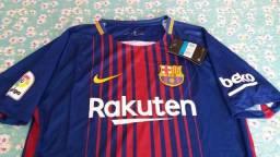 Camisa Barcelona 17/18