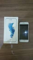 IPhone 6s Prata Original
