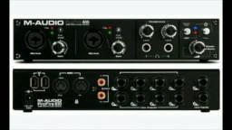 Placa de audio (interface )