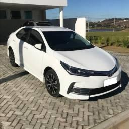 Toyota Corolla XRS 2018 Branco - 2018