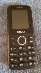 Celular Blu Zoey II Dual Chip Rádio FM Laranja