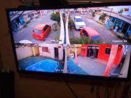 Câmeras turbo HD hikvision