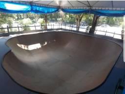 Pista de Skate Madeira ( Banks )
