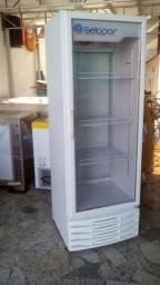 Gelopar Refrigerador de bebidas Gptu ? porta vidro
