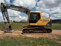 Aluguel de escavadeira hidráulica e trator de esteira