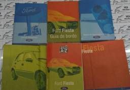 Manual Original Ford Fiesta