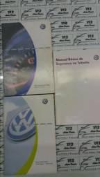 Manual do Proprietário ORiginal VW Fox / Cross Fox