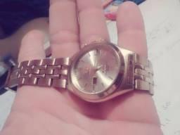 d579907ee46 Relógio Orient automático banhado a ouro