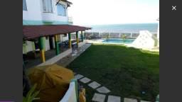 Alugamos Casa a beira mar vista linda e tranquila promoção esse final de semana