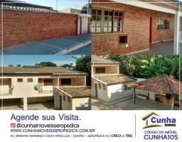 Casa 4 Quartos em Seropédica Imperdível - Cunha Imóveis - Código: Cunha105