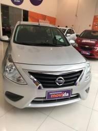 Nissan Versa Aut. 2018 ipva 2019 pago - 2017