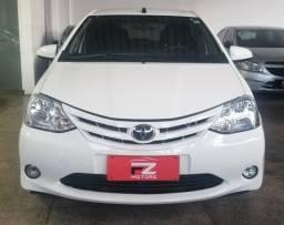 Etios 1.5 Xs 2017 - FZ Motors - 2017