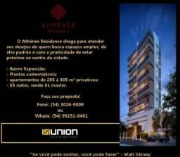 Oferta Imóveis Union! Apartamento de alto padrão com 209 m², no bairro Exposição!