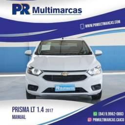 GM Prisma LT 1.4 2017 - 2017
