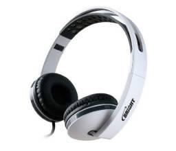 Fone Headphone colors Branco Bright 0469 Plugue 3,5mm (P2)