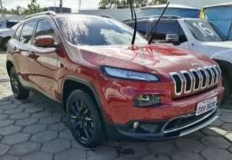 Jeep cherokee 2014 3.2 limited 4x4 v6 24v gasolina 4p automÁtico - 2014