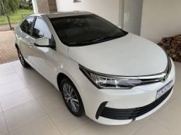 Corolla Gli 1.8 automático 19/19 9.800 kms - 2019